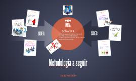 Metodologia a seguir