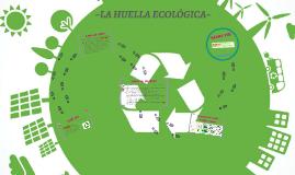 ~LA HUELLA ECOLÓGICA~