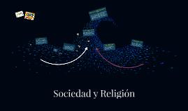 Sociedad y Religión