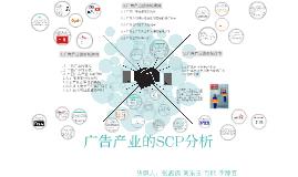 广告产业的SCP分析