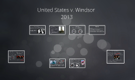 United States v. Windsor