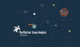 The Martian: Scene Analysis