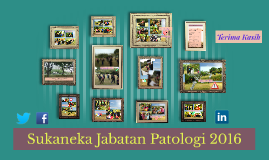 Sukaneka Jabatan Patologi 2016