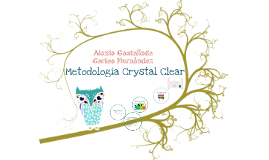 Copy of Metodología Crystal Clear