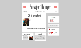 Passeport Manager