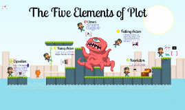 Copy of The Five Elements of Plot