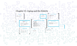 Ch.15 Aging and the Elderly