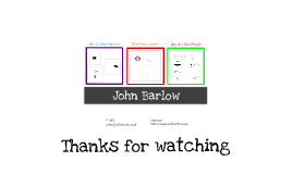 John's Prezume V2