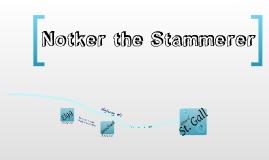 Notker the Stammerer