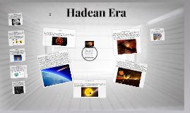 Hadean Era