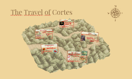 The Travel of Cortes