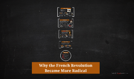 Why the French Revolution Became More Radical