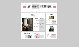 Lights & Shadows of the Philippines