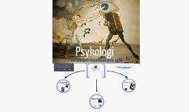 Psykologi - översikt över perspektiv och riktningar