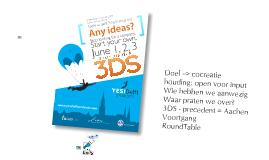 3DayStartup Delft - Pre-event Partner Presentation