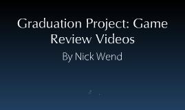 Graduation Project Presentation