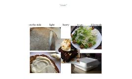 food ordering vocab