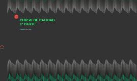CURSO DE CALIDAD ABREVIADO