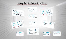 Pesquisa Satisfação - Fisco