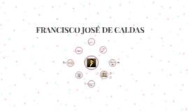 FRANSISCO JOSE DE CALDAS