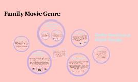 Family Movie Genre