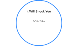 It Will Shock You