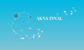 AKNS FINAL