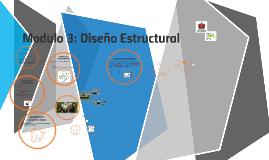 Modulo 3: Diseño Estructural