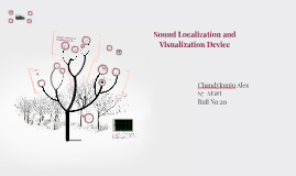 Sound Localization and Visualization Device