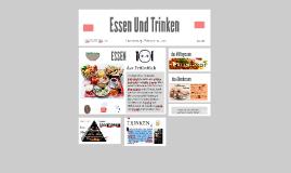 Copy of Essen Und Trinken