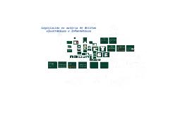 Legislación en materia de Delitos Electrónicos e Informáticos