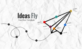 Copia de Ideas Fly - Free Prezi Template