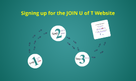 Join U of T Website
