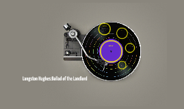 Langston Hughes:Ballad of the Landlord