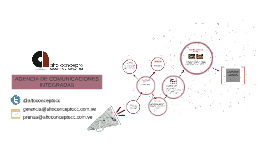 AGENCIA DE COMUNICACIONES INEGRADS