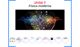 FIS2 Unitat 5 Física moderna