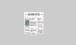 Copy of CARICATURA POLÍTICA