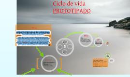 Copy of Ciclo de vida por prototipos