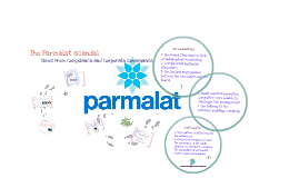 Copy of Parmalat Scandal