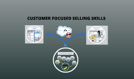 Copy of CUSTOMER FOCUSED SELLING SKILLS