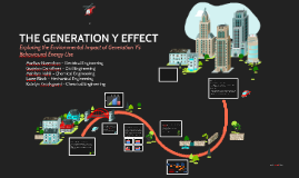 Copy of Copy of THE GENERATION Y EFFECT