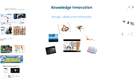 Copy of EMSAAL Knowledge Innovation through collaborative technologies
