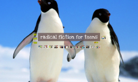 Radical/Issues Fiction for Teens
