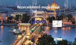 Rezsicsökkentő megoldások okosan - MNV Zrt.