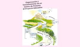 Copy of Organización, funcionamiento y Proyecto Educativo