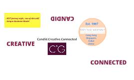 ConnectedGroup Pitch Presentation