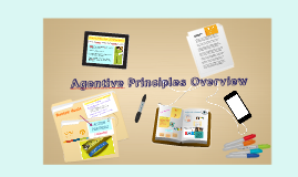 Agentive Principles Overview