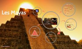 Copie de Les Mayas