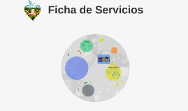 Ficha de Servicios.