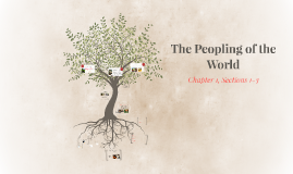 Peopling of the World